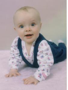 Randi at 6 months