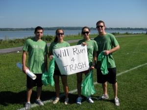 Will Run 4 Trash