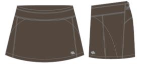 Women's Dirt Skirt