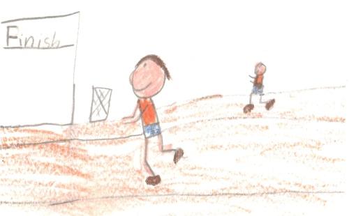 The Fine Art of 8 Year Old Jeremy Litchfield
