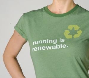 Running Is Renewable