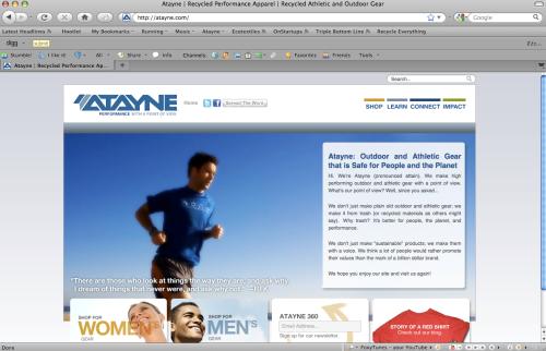 atayne, atayne.com, atayne website